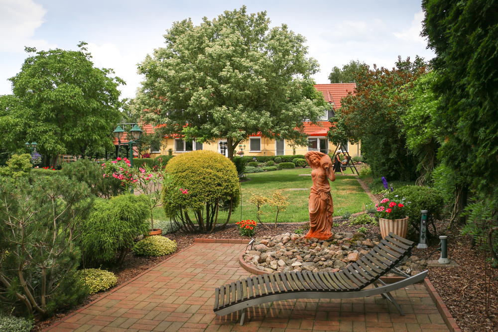 Offene Gärten Biosphärenreservat Elbe Brandenburg
